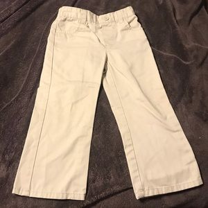French toast uniform girls pants 4t great cute